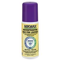 Nikwax WaterProofing Liquid Wax For Leather, Neutral 125ml