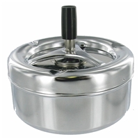 13cm Stainless Steel Ashtray