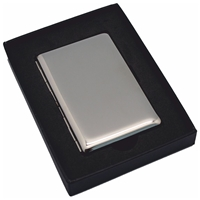 Medium High Polish Cigarette Case Holds 12 Cigarettes