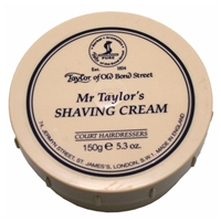 Taylor's Mr Taylors Shaving Cream 150g