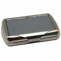 Tobacco Box High Polish With Internal Paper Holder