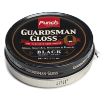 Guardsman Gloss Shoe Polish , Black 50ml