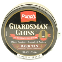 Guardsman Gloss Shoe Polish , Dark Tan 50ml