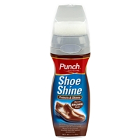 Punch Shoeshine Brown With Applicator,