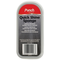Punch Quick Shine Sponge Shoe Polisher