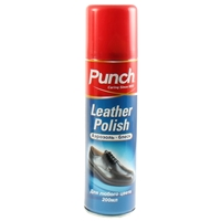 Punch Leather Polish Aerosol ** SPECIAL PURCHASE **