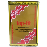 Renia Top-Fit Contact Adhesive, 10 Litre