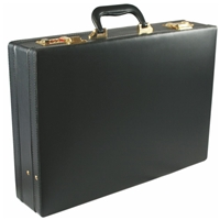Executive Briefcase. Black