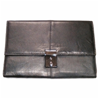 Nappa Leather Travel Document Case
