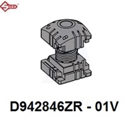 D942846ZR - 01V, Clamp for Futura Code Cutting Machine