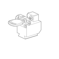 D743276ZB - 03R, Clamp for Futura Code Cutting Machine