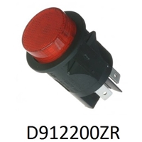 D912200ZR- Silca Delta 2000 FO MC,SA/Rekord 2000 Main Switch