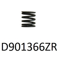 D901366ZR - Silca Delta 2000 (A & M) Clamp Spring