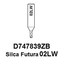 D747839ZB – 02LW Carbide Cutter for Futura Pro