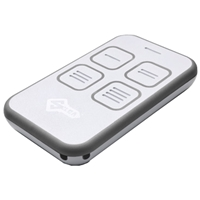 Silca Air 4 Quartz Remote Frequency 27-40.685MHz White