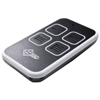 Silca Air 4 Remote Multi Frequency, Black/White