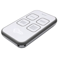 Silca Air 4 Remote Multi Frequency, White
