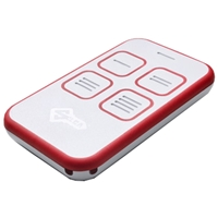 Silca Air 4 Remote Multi Frequency, White/Red