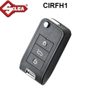 Silca CIRFH1 Remote Car Key (No Transponder Included)