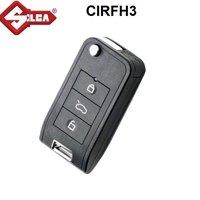 Silca CIRFH3 Remote Car Key (Transponder Included)
