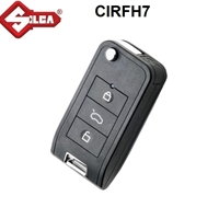 Silca CIRFH7 Remote Car Key (Transponder Included)