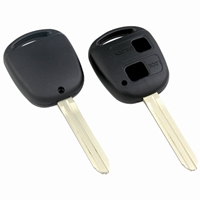 Silca Remote Shell Toyota TOY43 2 Buttons