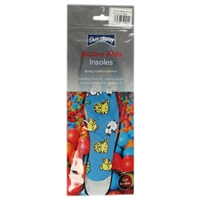 Shoe-String Childs Animal Print Insoles, Cut To Size