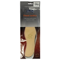 Shoe-String Leather Insoles - Cut To Size