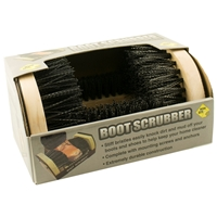 Worksite Boot Scrubber