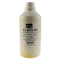 Euroliss Edge Bottom Ink Brown 500ml