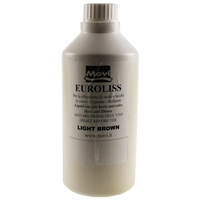 Euroliss Edge Bottom Ink Brown 250ml