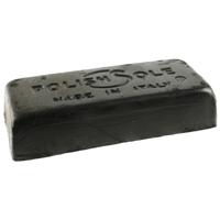Wax Polish Blocks Black 1/2 Kilo Size