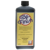 Top Finish Black Ink 500ml