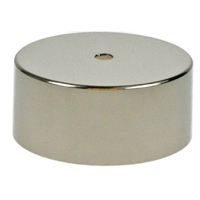Nickel Plated Covered Plinth Band Fit SWNP02B D 107mm H43mm
