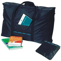 Travel Blue Folding 40 Litre Tote Bag Folds Into Pouch