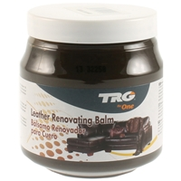 TRG Leather Renovating Balm 300ml Dark Brown