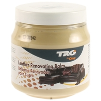 TRG Leather Renovating Balm 300ml Ivory