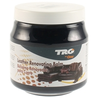 TRG Leather Renovating Balm 300ml Navy Blue