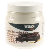 TRG Leather Renovating Balm 300ml White
