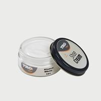 TRG Shoe Cream Dumpi Jar 50ml Shade 101 White