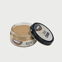TRG Shoe Cream Dumpi Jar 50ml Shade 104 Biscuit