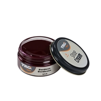 TRG Shoe Cream Dumpi Jar 50ml Shade 111 Bordeaux