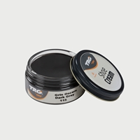 TRG Shoe Cream Dumpi Jar 50ml Shade 115 Dark Grey