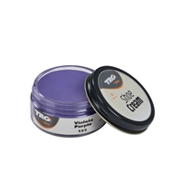 TRG Shoe Cream Dumpi Jar 50ml Shade 123 Purple