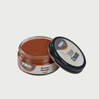TRG Shoe Cream Dumpi Jar 50ml Shade 127 Mango