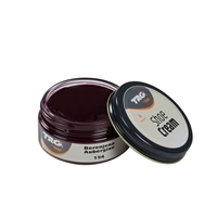 TRG Shoe Cream Dumpi Jar 50ml Shade 154 Aubergine