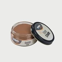 TRG Shoe Cream Dumpi Jar 50ml Shade 166 Camel