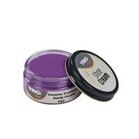 TRG Shoe Cream Dumpi Jar 50ml Shade 182 Deep Purple