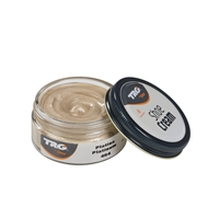 TRG Shoe Cream Dumpi Jar 50ml Shade 404 Platinum