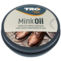 TRG Mink Oil 100ml Leather Nourisher and